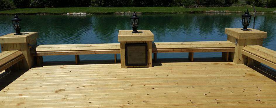 best wood decking houston