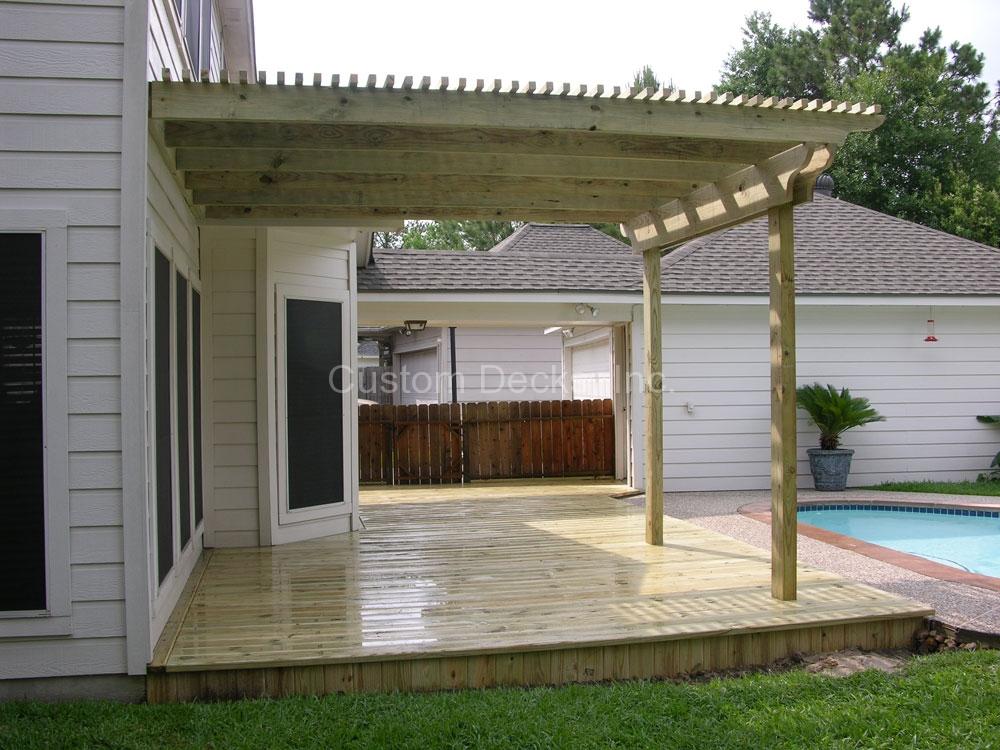 Shade Arbors And Pergolas In Kingwood Greater Houston Areas